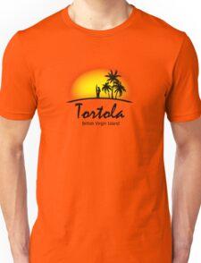 Tortola BVI Unisex T-Shirt