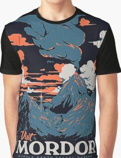 visit mordor t shirt Graphic T-Shirt