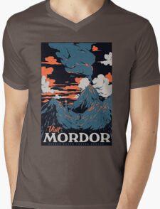 visit mordor t shirt Mens V-Neck T-Shirt