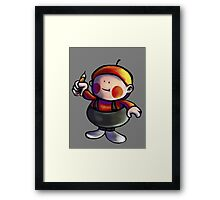 Apple Kid - Earthbound Framed Print