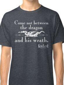Dragon Wrath - White Classic T-Shirt