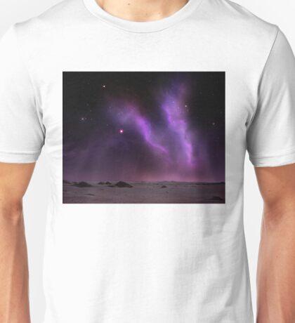 Night on the desert Unisex T-Shirt