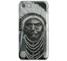 Indian Chief  iPhone Case/Skin