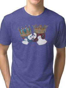 Two Kingdoms  Tri-blend T-Shirt