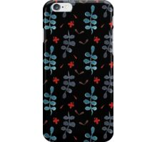 Floral watercolor #2 iPhone Case/Skin