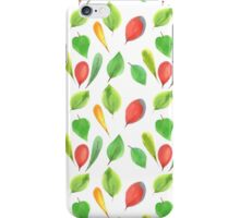 Floral watercolor #7 iPhone Case/Skin