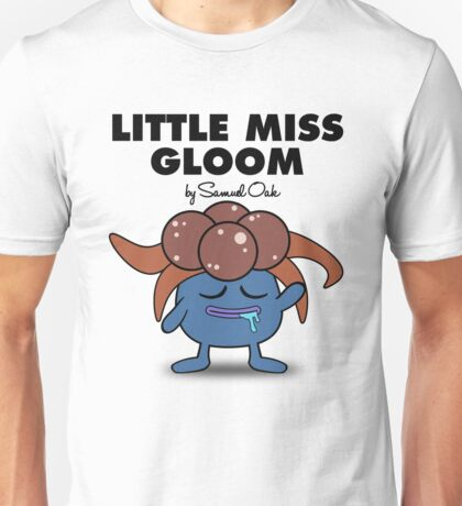 Little Miss Gloom Unisex T-Shirt
