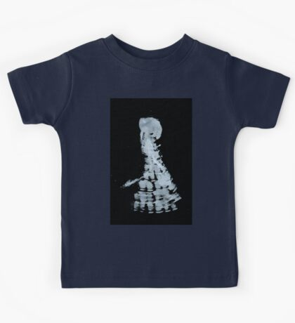 0040 - Brush and Ink - Maiden Voyage Kids Tee