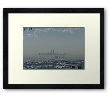A far away Dream Land Framed Print