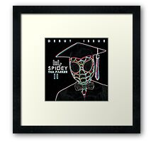 Spidey Tha Parker II  Framed Print