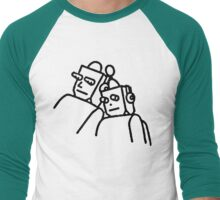 Something to Write Home About Men's Baseball ¾ T-Shirt