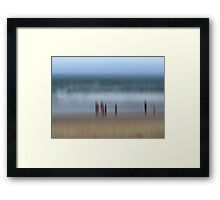 Memories of Summer Framed Print