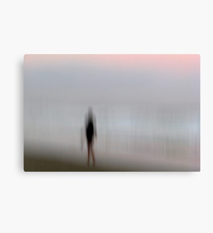 Sleepwalking Canvas Print
