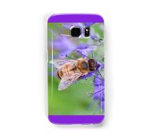 How To Bee Purple Samsung Galaxy Case/Skin