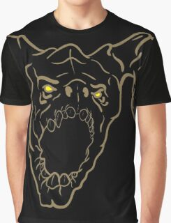 The Face of Death Graphic T-Shirt