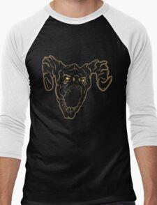 The Face of Death Men's Baseball ¾ T-Shirt
