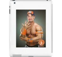 John Bena w/ Background [John Cena Parody] iPad Case/Skin