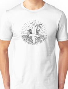 Surfing Hawaii T Shirt T-Shirt