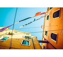 Venice's Architecture Photographic Print