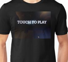 Touch to Play Unisex T-Shirt
