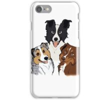 Trio - Custom iPhone Case/Skin
