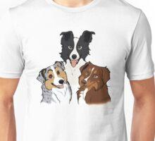 Trio - Custom Unisex T-Shirt