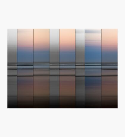 Fade to Grey Photographic Print