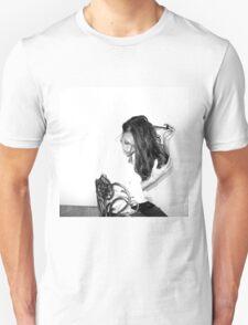 Self Portrait - Pull & Snare Unisex T-Shirt