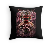 Nightmare Busters Throw Pillow