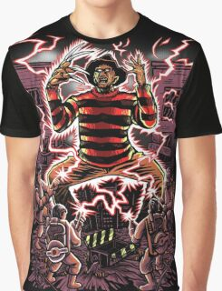 Nightmare Busters Graphic T-Shirt