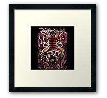 Nightmare Busters Framed Print
