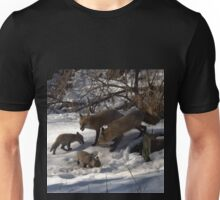 ~The Fox Family~ Unisex T-Shirt
