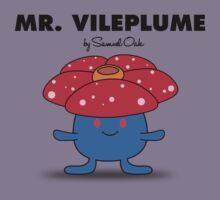 Mr. Vileplume Kids Tee