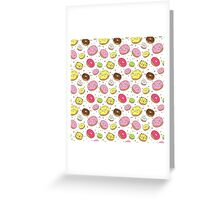 Dreamy Donuts Greeting Card