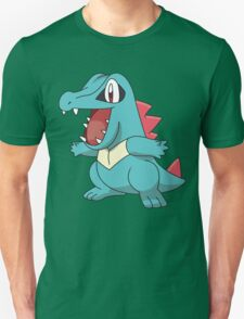 Totodile illustration T-Shirt
