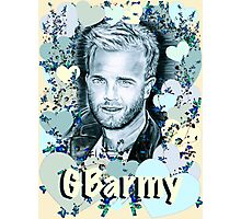 GBarmy Love Photographic Print