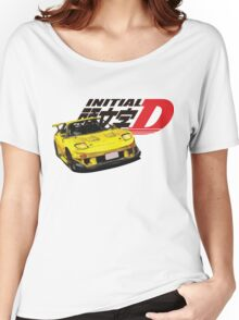 INITIAL-D KEISUKE RX-7 Women's Relaxed Fit T-Shirt