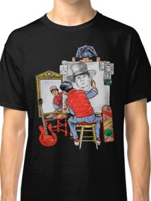 Marty Future Self Portrait Classic T-Shirt