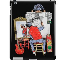 Marty Future Self Portrait iPad Case/Skin