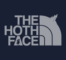 The Hoth Face Kids Tee