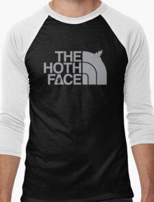 The Hoth Face Men's Baseball ¾ T-Shirt
