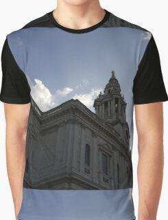 St. Paul's Cathedral in London Graphic T-Shirt