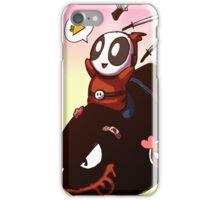 0045 - Dead Guy iPhone Case/Skin