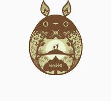 Totoro My Neighbor Womens Fitted T-Shirt