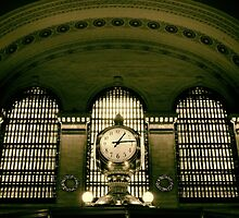 Grand Central Terminal by Jessica Jenney