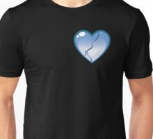 Lewis Heart (Broken) Unisex T-Shirt