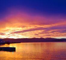 Hobart Waterfront Sticker