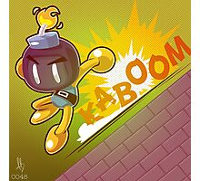 0048 - Bobomberman Photographic Print