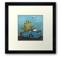 0050 - Leap Day Framed Print