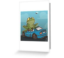 0050 - Leap Day Greeting Card